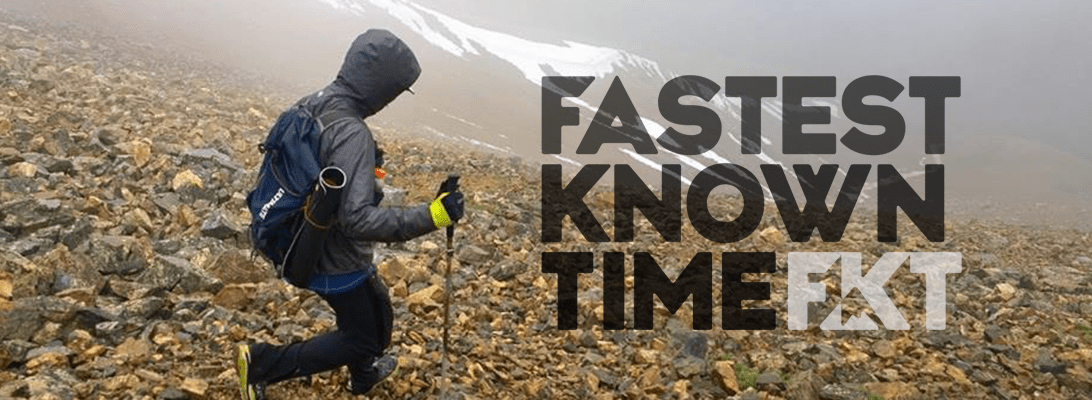 Fastest Known Time website logo