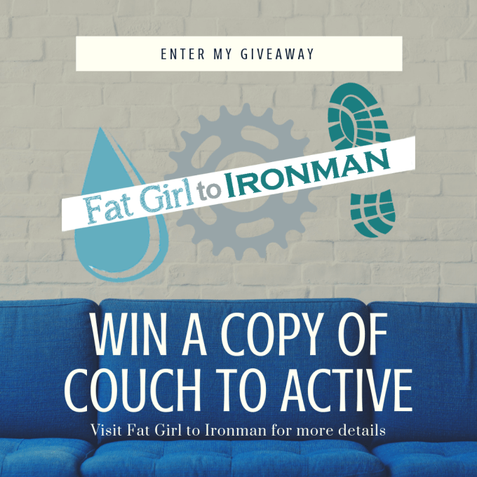 Win a copy of Couch to Active
