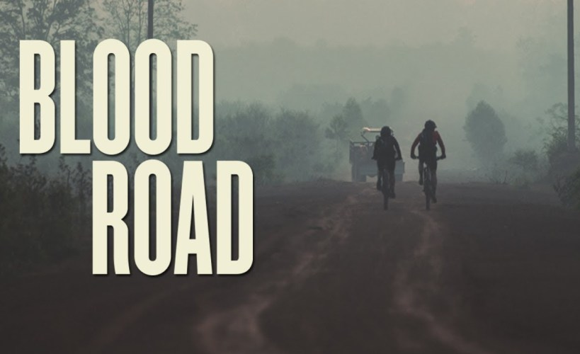 Still from Blood Road.