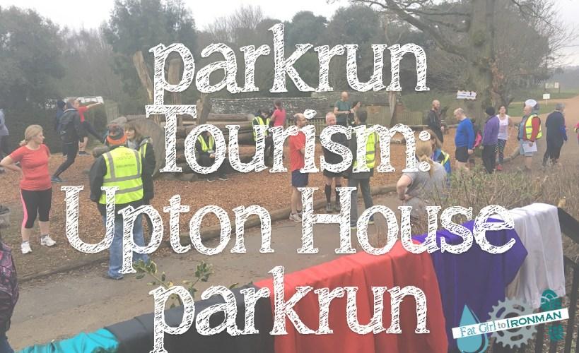 parkrun Tourism Upton House parkrun