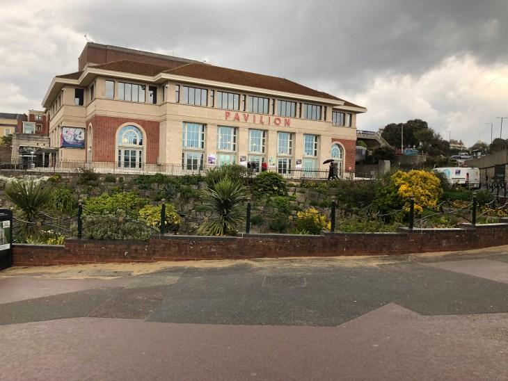 Bournemouth Pavilion.