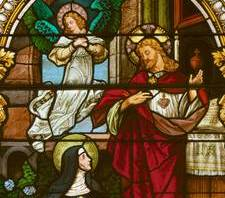 Saint Margaret Mary Alacoque, Virgin