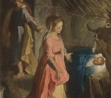 The Solemnity of the Nativity of Our Lord Jesus Christ: Christmas Vigil – Childrens Mass
