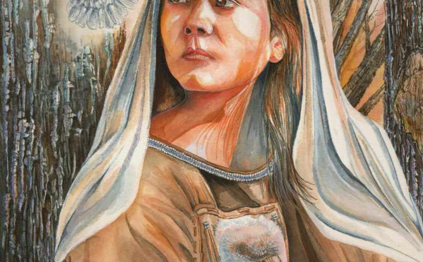 Saint Kateri Tekakwitha, Virgin