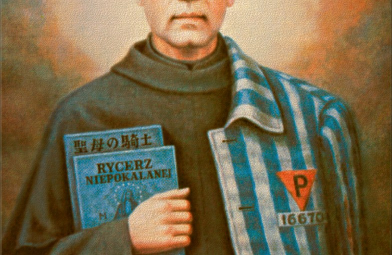 Saint Maximilian Kolbe, Priest and Martyr