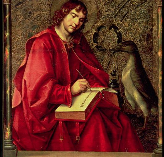 Saint John, Apostle and Evangelist