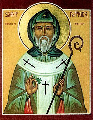 Saint Patrick, Bishop