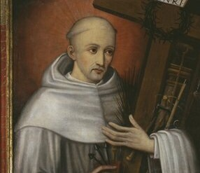 Saint Bernard of Clairvaux, abbot and doctor of the Church