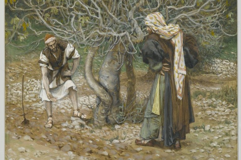 The Third Sunday of Lent: Trust in God's Mercy