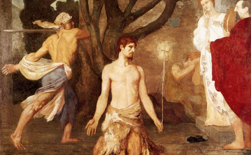The Passion of Saint John the Baptist