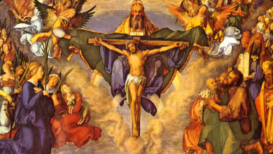 The Solemnity of All Saints (Evening Masses)