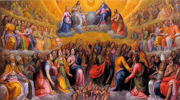 The Solemnity of All Saints (Morning Mass)