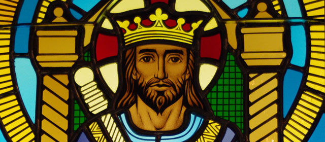 Our Lord Jesus Christ, the King of the Universe