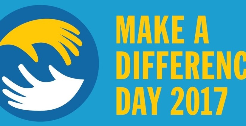 Saturday of the Twenty-eighth Week of Ordinary Time: Make a Difference Day