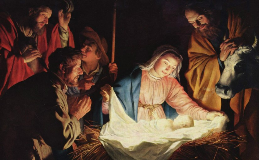 The Nativity of the Lord: At the Mass During the Night