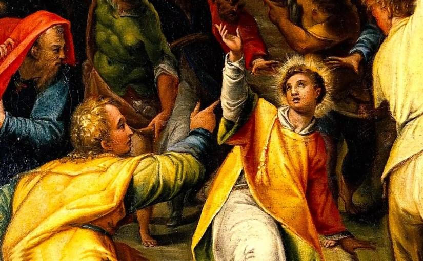 Saint Stephen, First Martyr