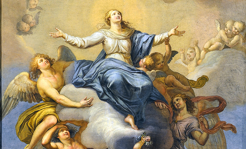 The Assumption of the Blessed Virgin Mary (Vigil Mass)