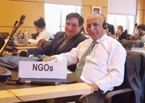 """אבות למען צדק השתתפות בוועדה באו""""ם לקידום זכויות הגברים"""