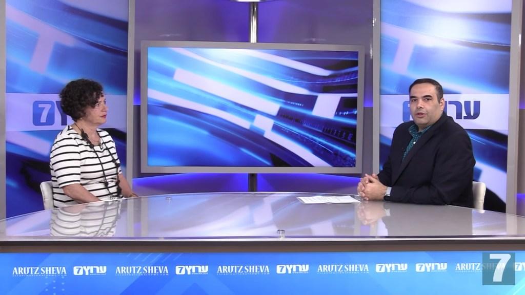 נעמה סלע בראיון בערוץ 7