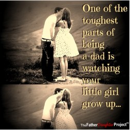 Watching Your Little Girl