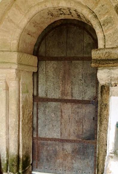Possibly oldest working door in England