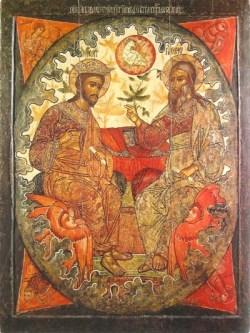 The Holy Trinity, Year C