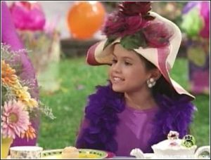 Selena Gomez in Barney and Friends