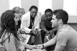Peer mentoring in PAIRS training