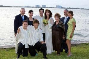 Milton Eisenberg family photo