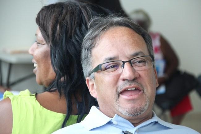 Juan Garcia help Veteran learn effective communication