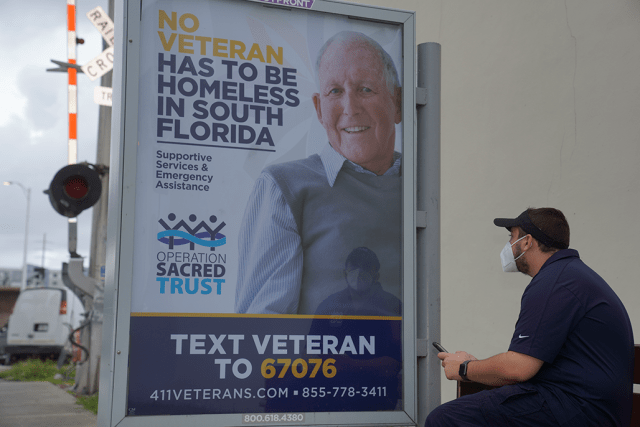 Operation Sacred Trust Engagement Director Jacob Torner in Miami.