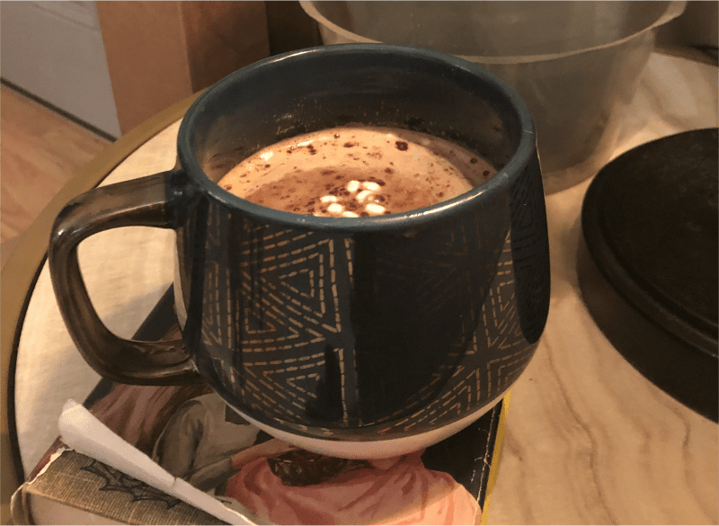 GHOST High Protein Hot Cocoa Mixed Up