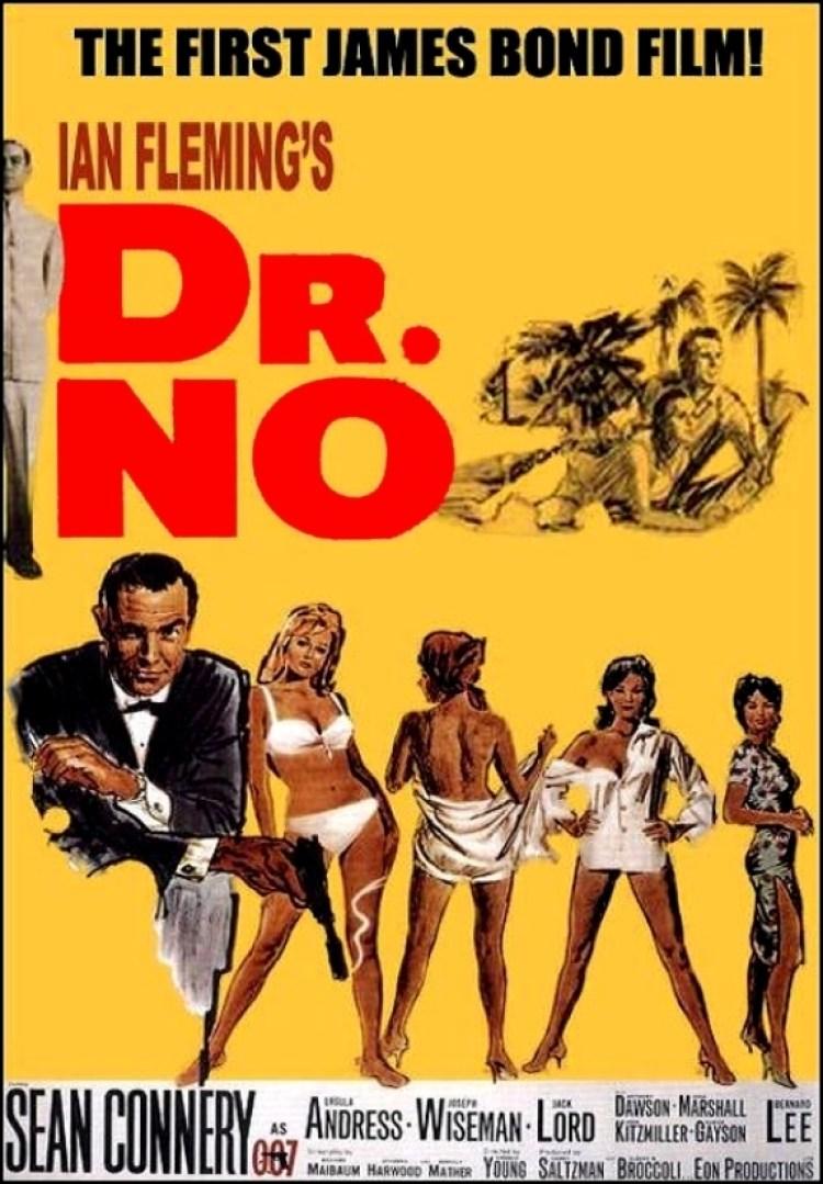 1 - Dr. No