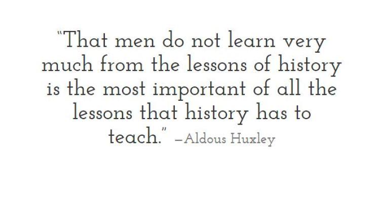 Huxley on History