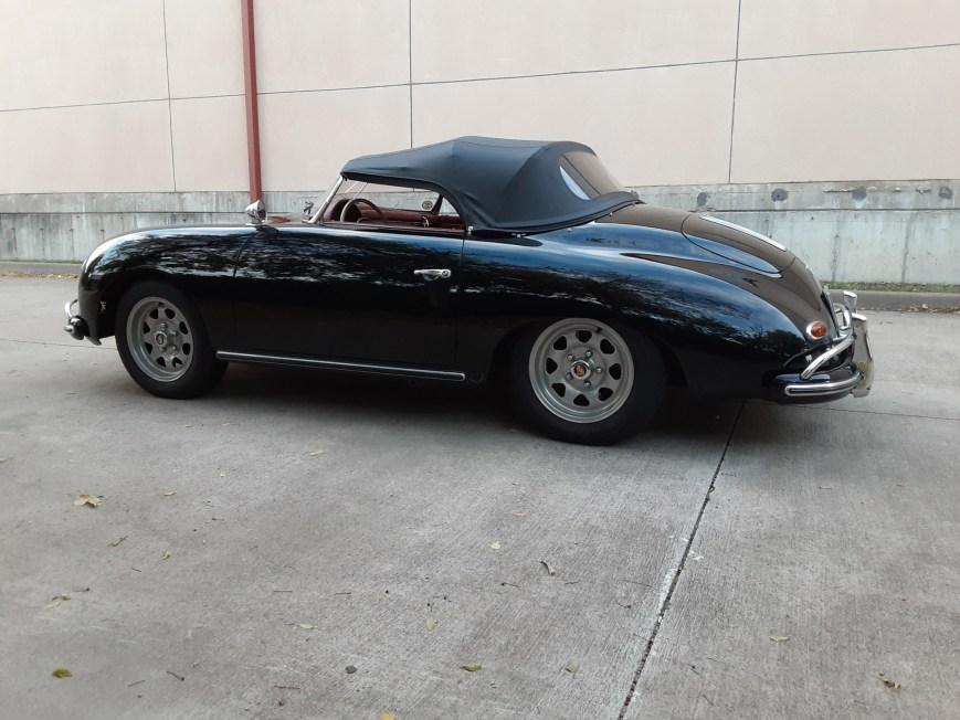 1958 Porsche 356A Speedster-3