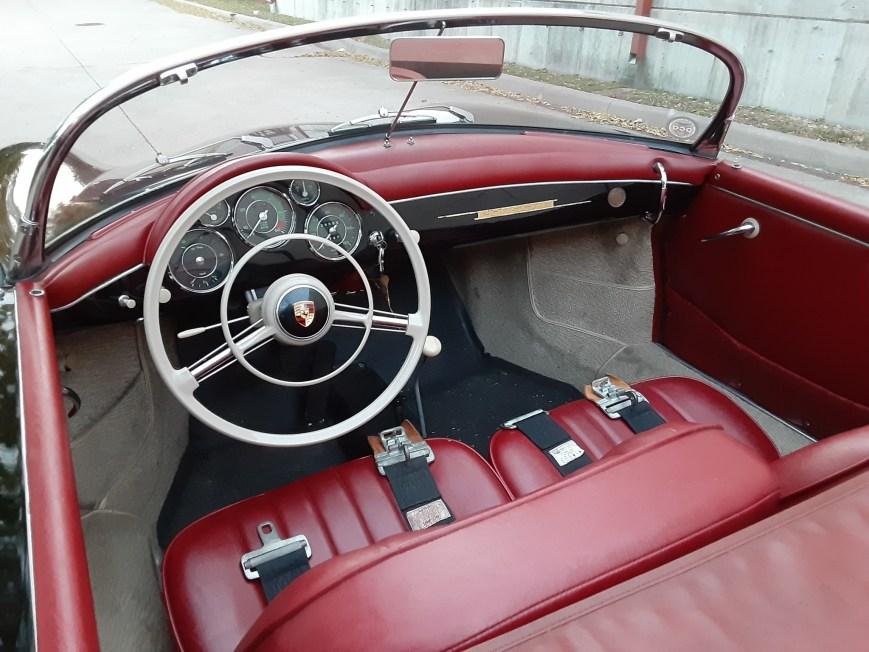 1958 Porsche 356A Speedster-4