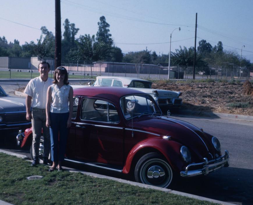 my 1966 VW