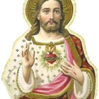 A Sacred Heart of Jesus
