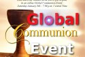 Attend: Live Global Communion Event – January 5th, 2013 (Register Now!)