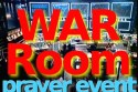 Join the MARCH War Room Prayer Event – Thursday March 28th