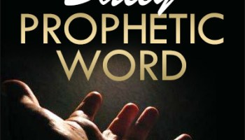 Breakthrough Word for August 2019 (Video) | Father's Heart