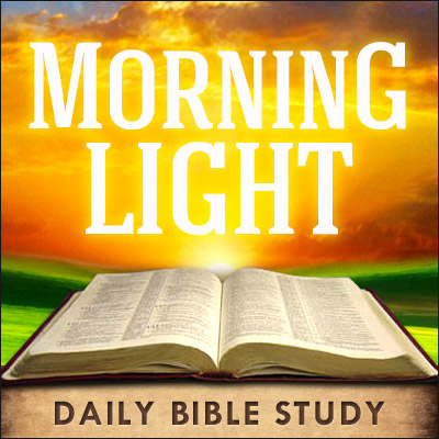 Morning Light - July 18th, 2017 - Ezekiel 5:  Ezekiel Gets a Haircut
