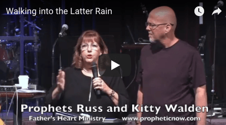 Walking into the Latter Rain (Video)