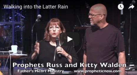 Walking into the Latter Rain (Video)