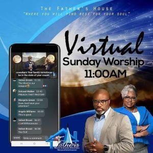 Sunday Virtual Service
