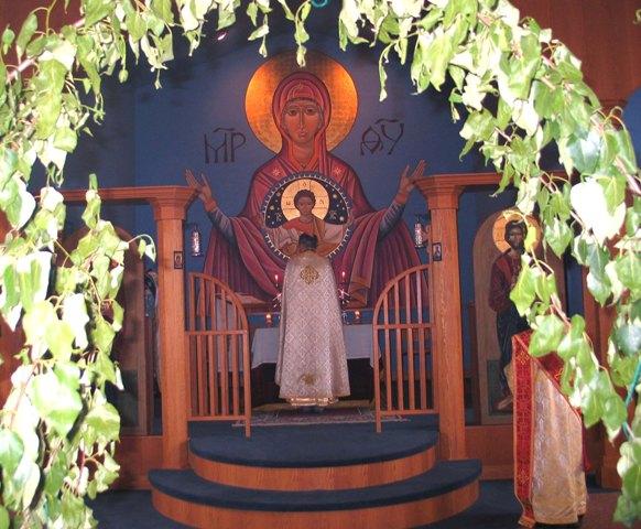 Holy Resurrection at Pentecost, 1