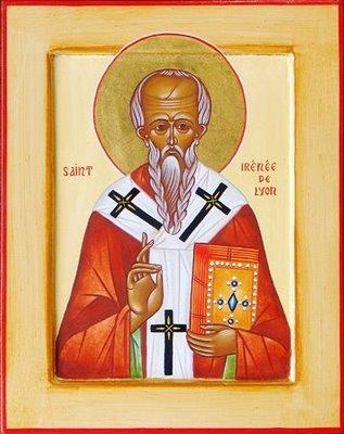 St_ Irenaeus of Lyon