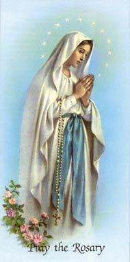 Prayers The Holy Rosary Joyful Mysteries Monday