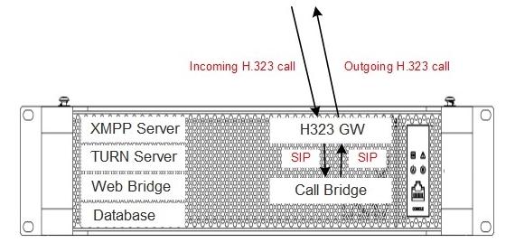 CMS H.323