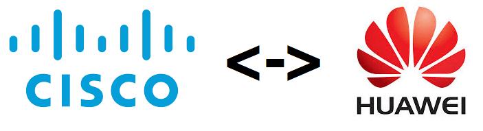 Cisco - Huawei